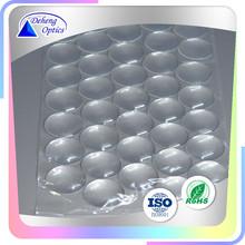 acrylic plastic 3d vr google cardboard lens