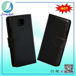 Hot Sales Smart Phone Leather Fancy Case For Samsung Galaxy S2