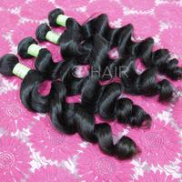unprocessed wholesale loose deep wave hair virgin brazilian hair