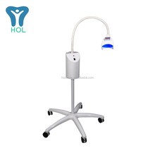 standing type Teeth Whitening machine with blue leds