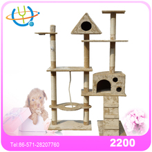 high quality cat agility sets pet products sisal rope cat tree hot sales