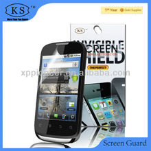 Contro esplosione schermo dello smartphone pellicola protettiva per huawei u8650( Sonic)