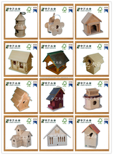 2015 year hot selling FSC&ISO9001 wooden bird house,wooden insect house with high quality for made in china