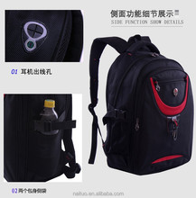 2015 high school backpack laptop bags for students