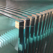 qingdao 10mm 12mm tempered glass for swimming pool fence