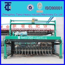 high pressure poultry manure compost machine