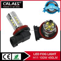 2015 Wholesale Auto Car headlight H11 9005 9006 CAR LED fog light for toyota avanza