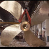 CCS,ABS,DNV,BVapproved Cu3 customized large marine cargo ship propeller