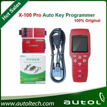 2015 New Released X100 Pro Auto Key Programmer works for more cars than X100 Plus X-100+ programmer and also can do EEPROM