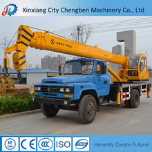 Xinxiang City Best Mobile Truck Crane Prices in Dubai