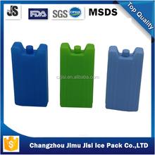 reusable Ice Cooler Boxes Food Grad , Ice Bricks,Freezer Ice Box for fruit