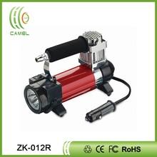 LED light Car air compressor pumps