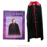Halloween carnival child cape costume