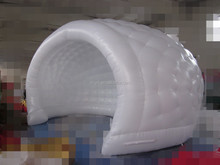 Multifunctional giant inflatable dome tent