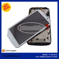 Touch Pannel Digitizer For Huawei S7/610/750/Y500 glass lens lcd great performance