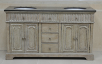 Crazy price sell elegant appearance used bathroom vanity cabinets