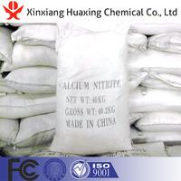 Ca(NO2)2 Calcium Nitrite 94% for cement concrete admixtures