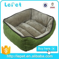 wholesale pet products low price soft cozy luxury rectangle dog cat bed