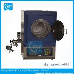 CE certificate lab programmable tilting crucible furnace
