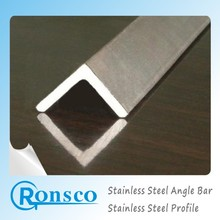 304, 304L, 316, 316L, 321 Types Of Stainless Steel Angle Bar Price Per Ton