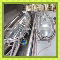 aluminum boat mould