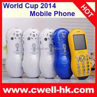 Original 1.44 Inch TFT Screen Special World Cup 2014 F9 GSM Dual SIM Phone