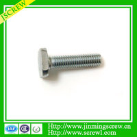 automotive fasteners screws square head screws