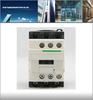 elevator contactor LC1D09 F7C AC/110V types of contactor