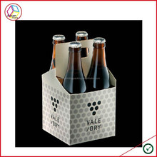 High Quality Cardboard Wine Carriers