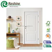white primer interior glass door