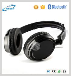 China supplier new design bluedio bluetooth wireless headphones earbuds