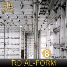 RD Alibaba Acid-proof Construction building material for concrete formwork In Stock sell to Dubai