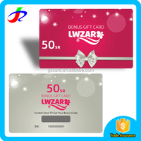 gift card backers