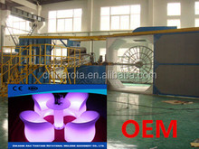 rotomolding machinery for led chair
