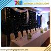Led starlit curtain,RGB led dj light curtain