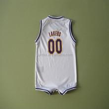 Children small cute OEM basketball printed wear