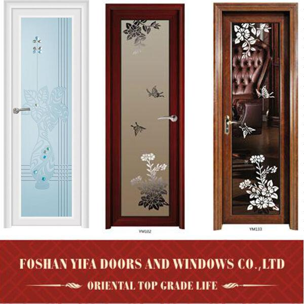 Aluminum comfort living room door design buy room door for Drawing room door design