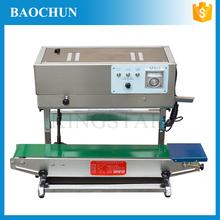 DBF-900W multi-functional film sealer,heat plastic film sealer