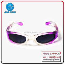 High Quality Kids Sunglass children led flashing glasses
