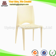 (SP-UC101) Wholesale stacking plastic dinner chair