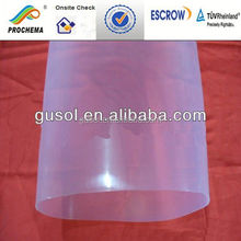 UV resistance high-low temperature resistance transparent fep tubing with competitive price