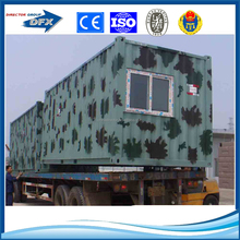 Steel prefab container houses usa