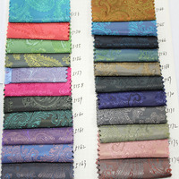 High Quality Polyester Viscose Jacquard Lining Fabric For Garment