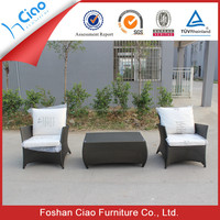 Garden furniture latest design rattan fella design sofa