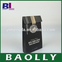professionale personalizzati piccolo pieghevole scatola di carta regalo di stampa
