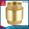 high pressure of spring loaded forged brass 10 mm check valve manifold