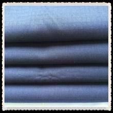 Permanente sarja acrílico protex e algodão mistura anti estático anti - fogo tecido