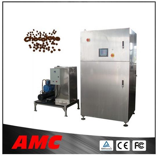 machine of chocolate