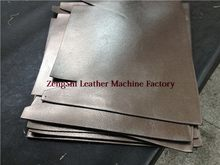 Contemporary promotional adhesives for leather machine