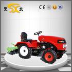 Novo tipo mini 15hp direção hidráulica tratores agricola made in China